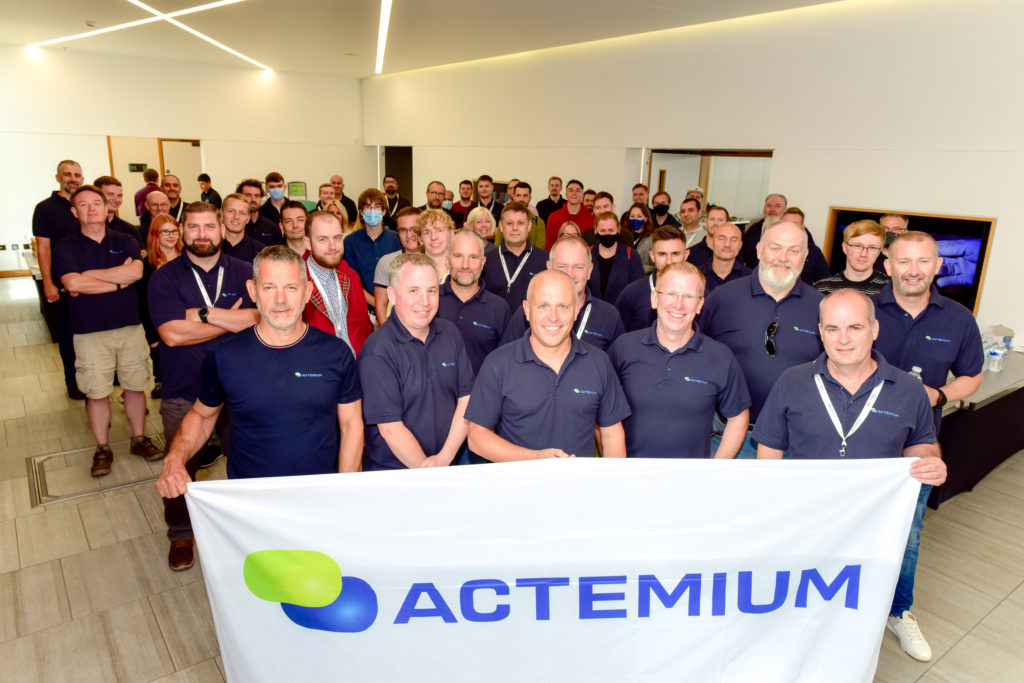 Cougar Officially Rebrands to Actemium