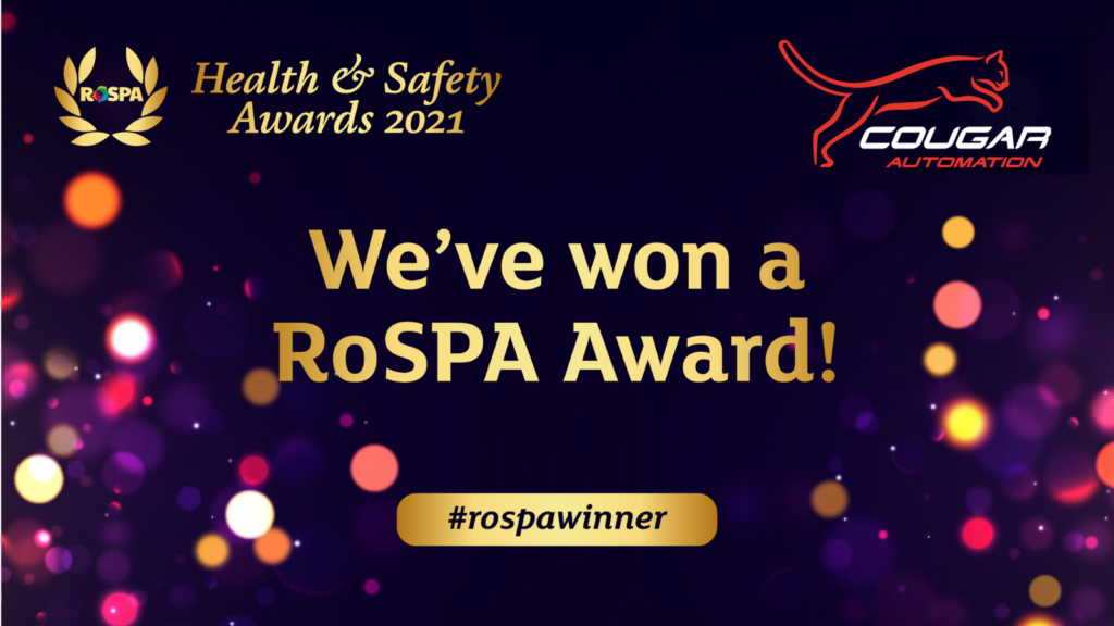 RoSPA Award Winners for the 18th Consecutive Year